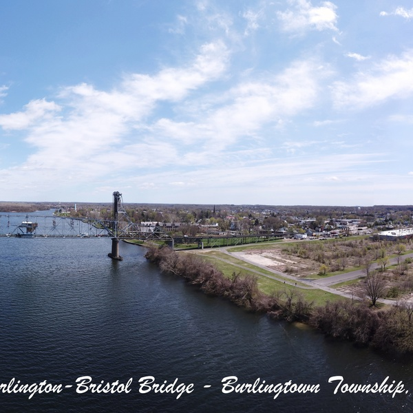 Burlington-Bristol Bridge Panorama