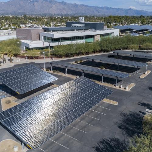 Solar Installation Marketing Photo