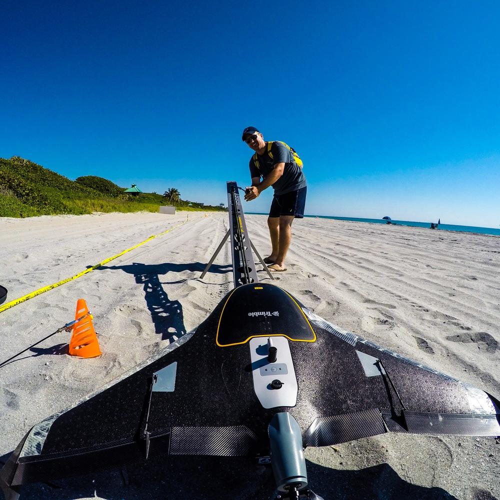 Coastal Morphology with UX5