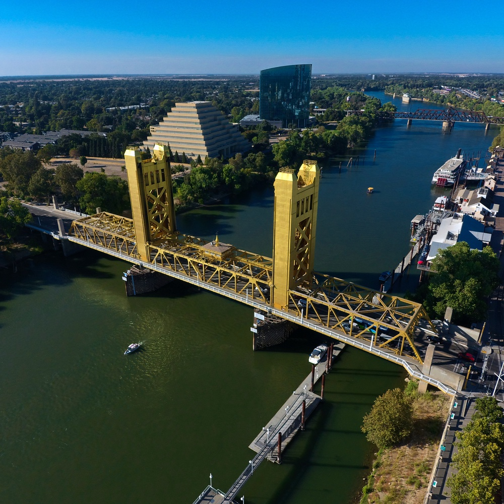 Tower Bridge - Sacramento California