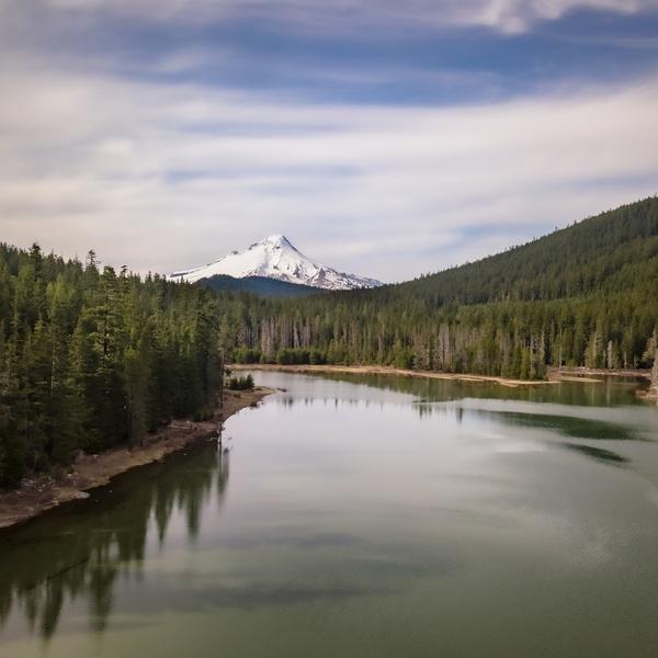 Mt Hood national forest - Frog Lake