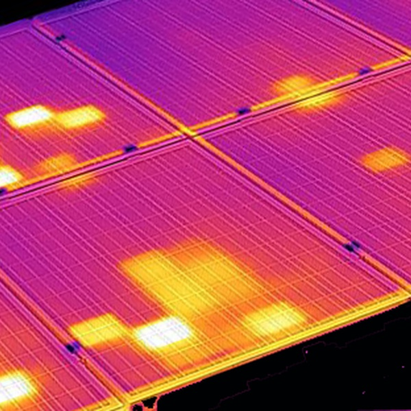 Thermal Panel Inspection   ©2020 FlyteVue PBC