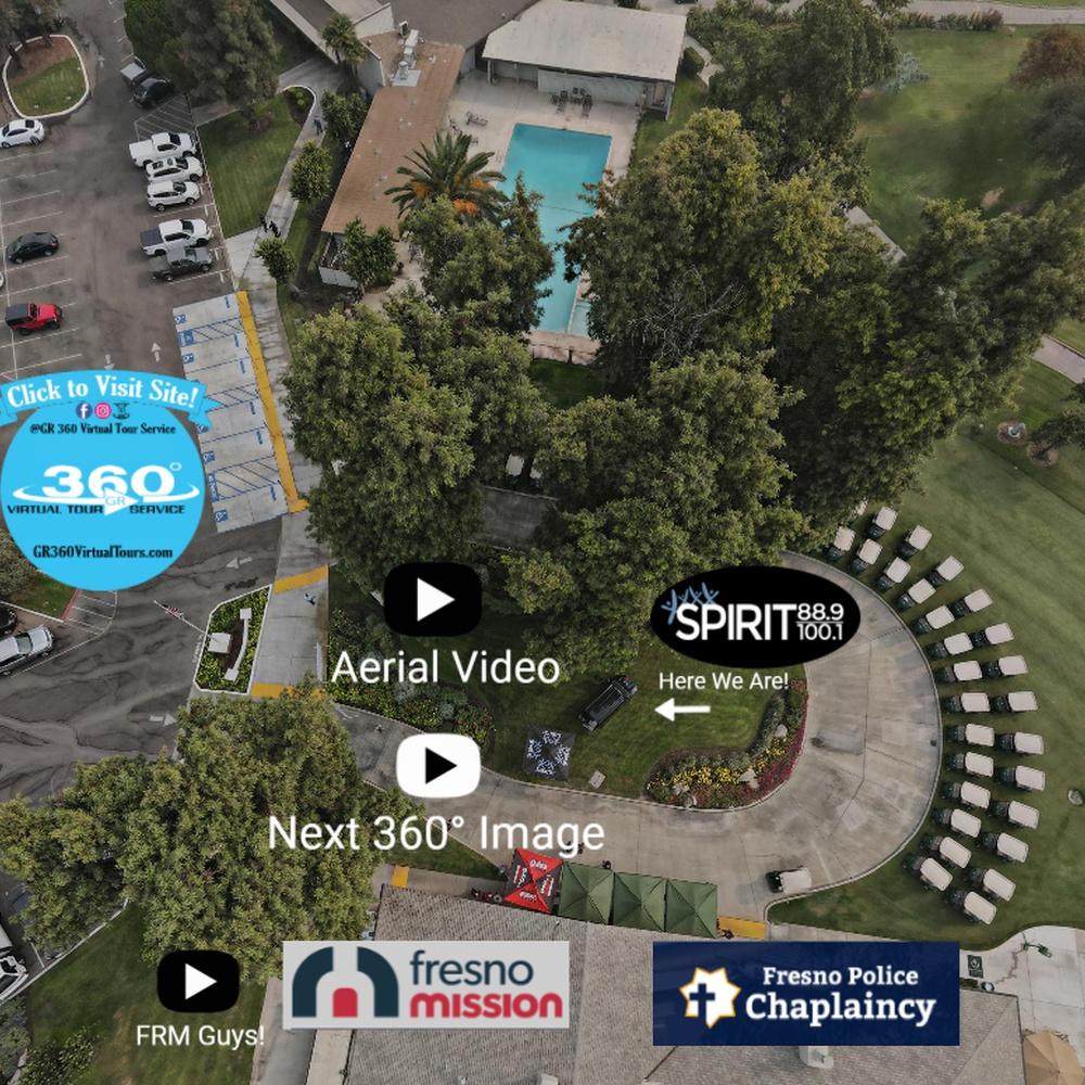 Golf Tourney (360° Tour Intro.)