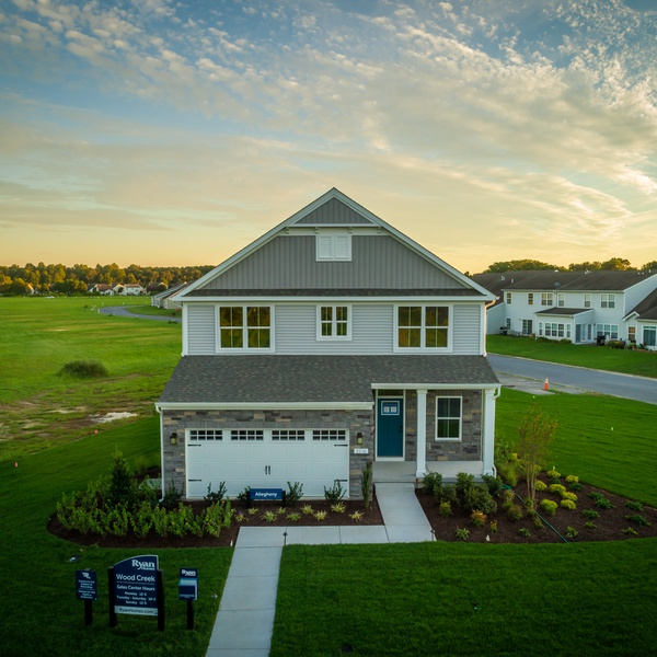 Wood Creek Model Home