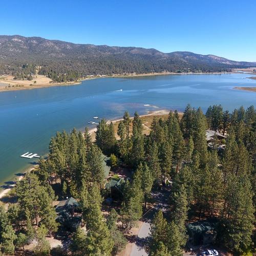 Big Bear Lake Flyover