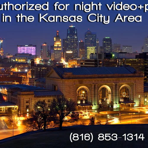 Drone On Demand is FAA authorized for night operations in the great...