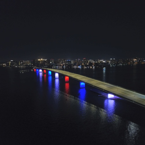 Wringling Bridge - Sarasota, Florida