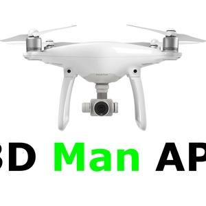 3D Man AP