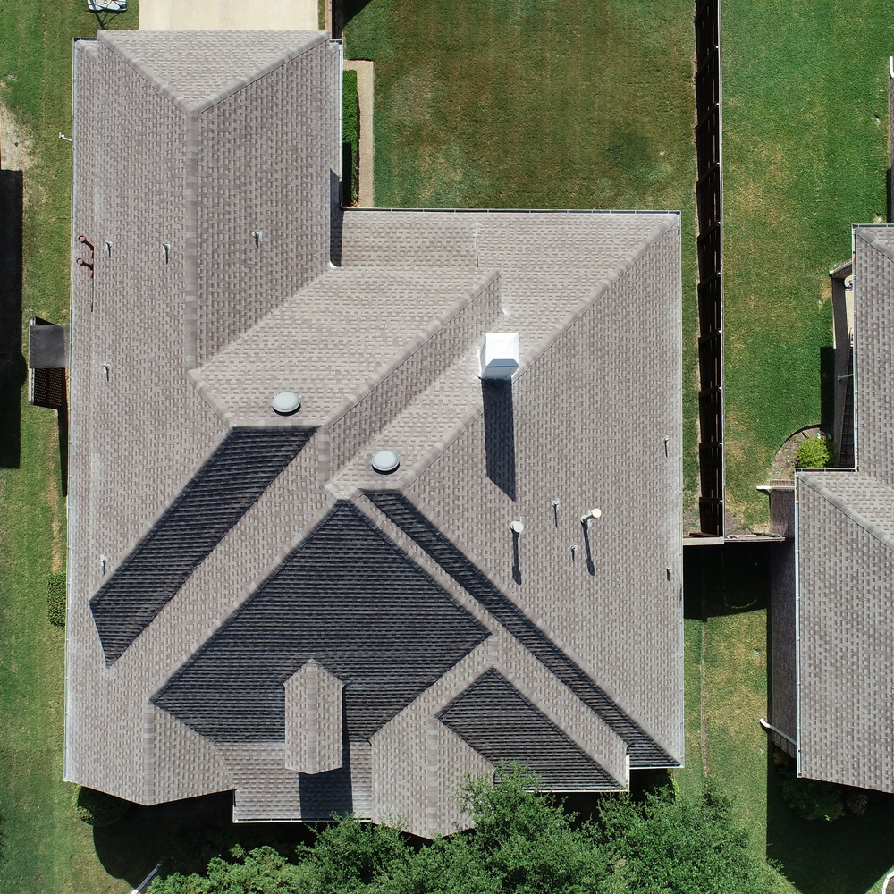 Roof Inspection: Aerial Photo-Example-1