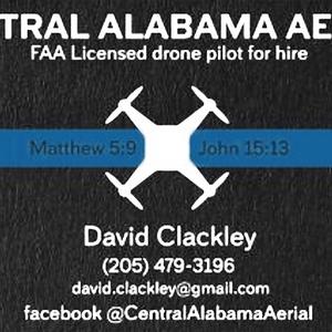 Central Alabama Aerial