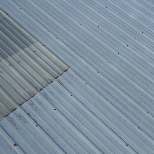 Metal Barn Roof Inspection