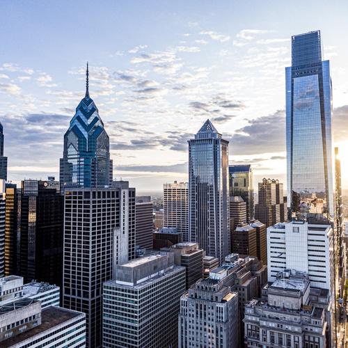 Philadelphia Sunset