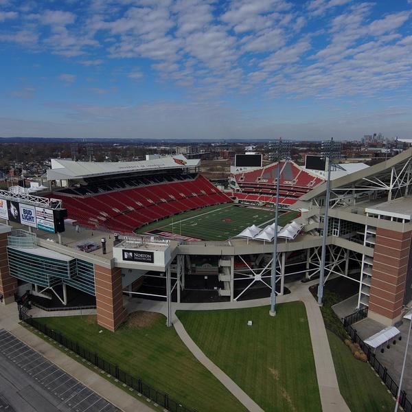 University of Louisville - Cardinals Football