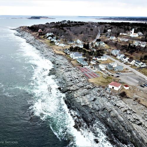 Cape Elizabeth, Main overview