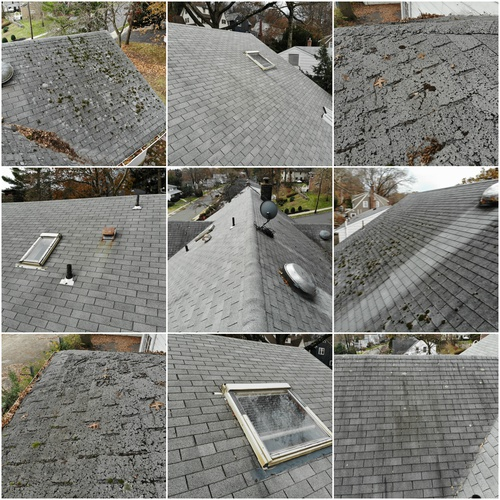 Roof Inspection Sample 2 (All roof inspections come with 3D Hover R...