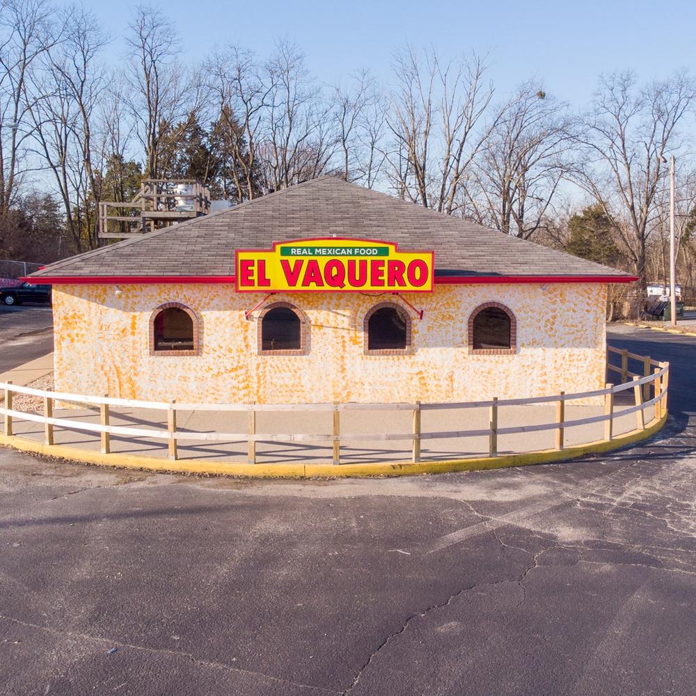 Restaurant Aerial