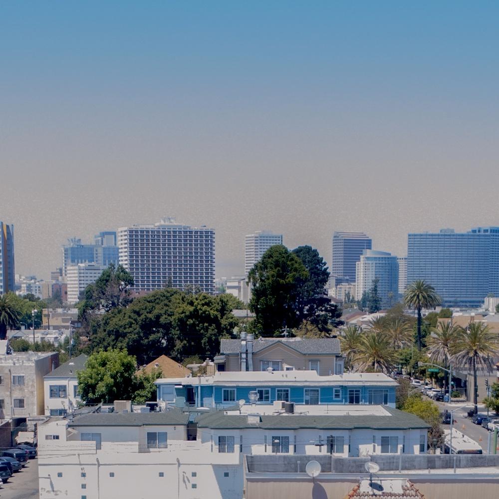 Oakland Skyline 2
