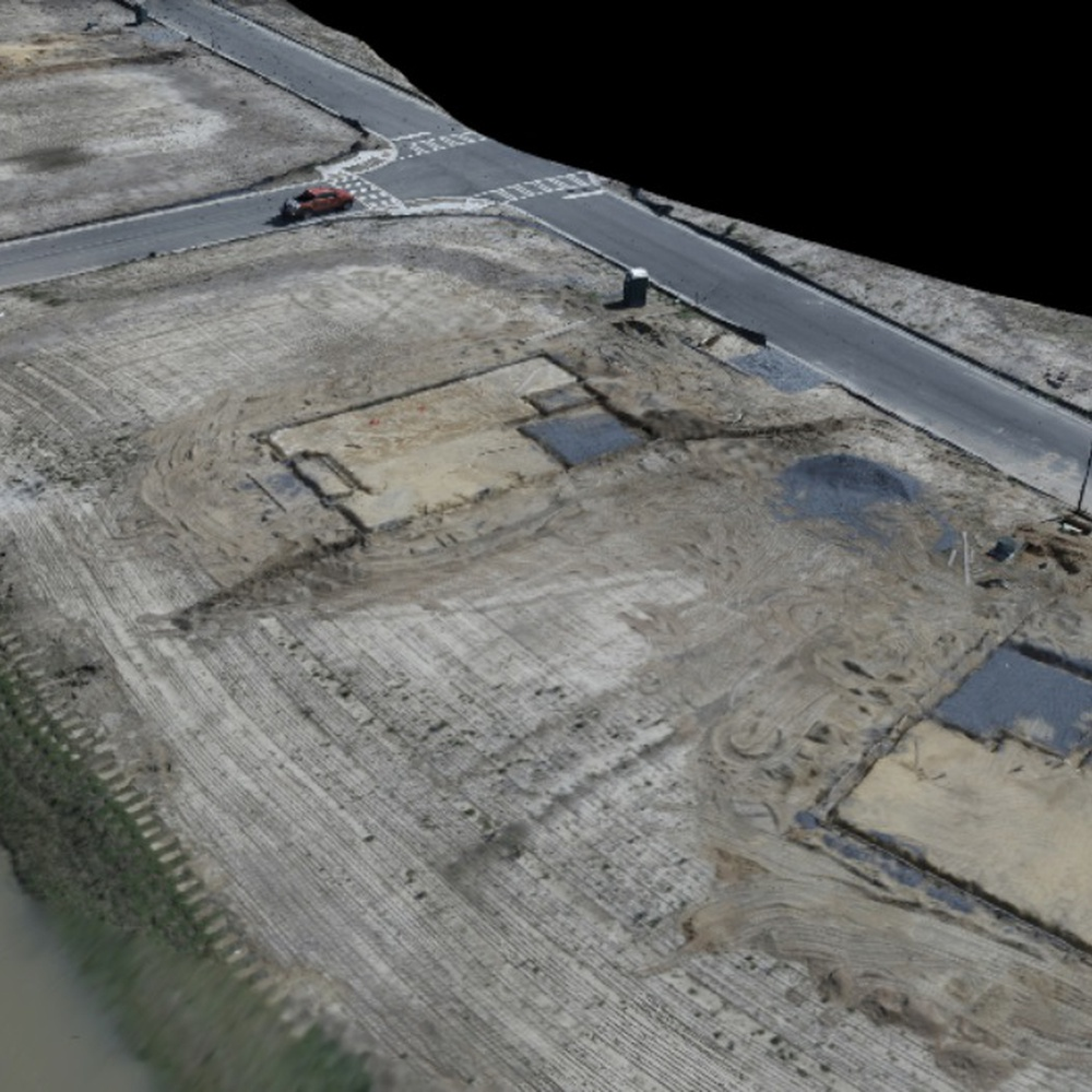 New Construction 3D Map Sample