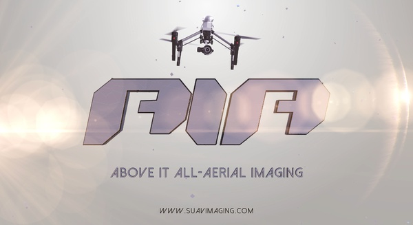 Above It All- Aerial Imaging