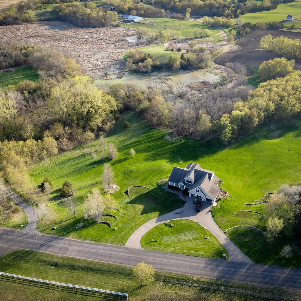 Aerial Photography Minneapolis MN