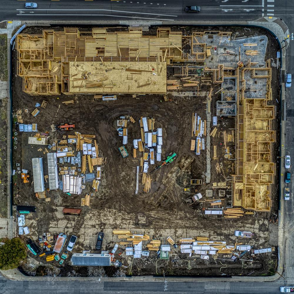 Nadir construction