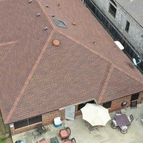 Laredo Residential Roof Survey