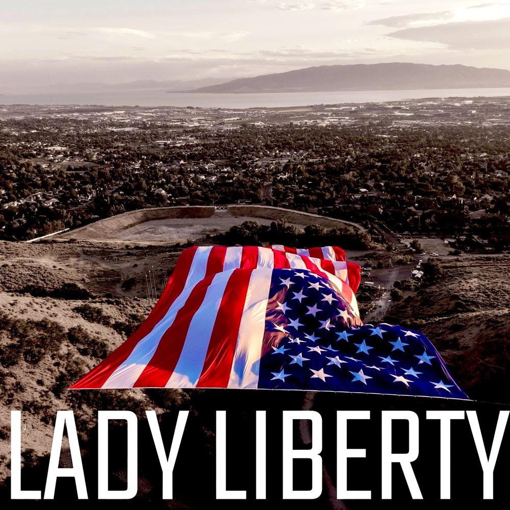 Follow the Flag - Lady Liberty