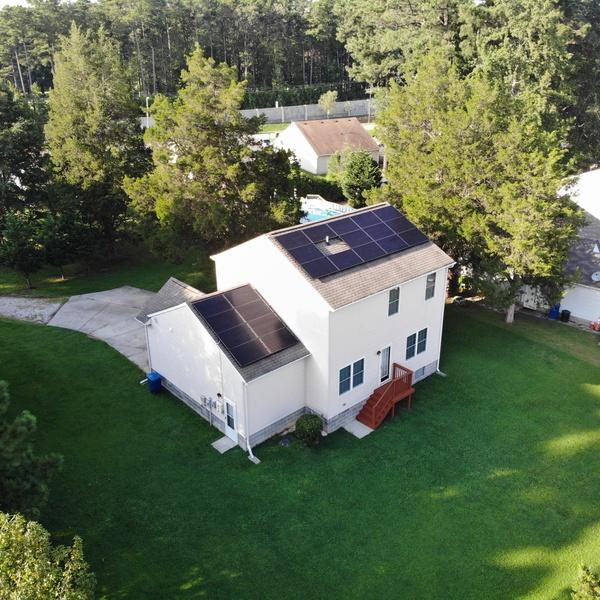 Property Sale Photo - Emphasizing Solar System