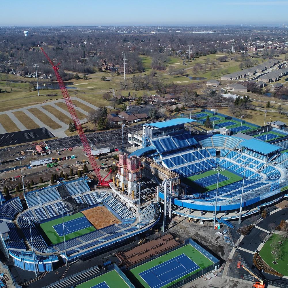 Cincy Tennis Center
