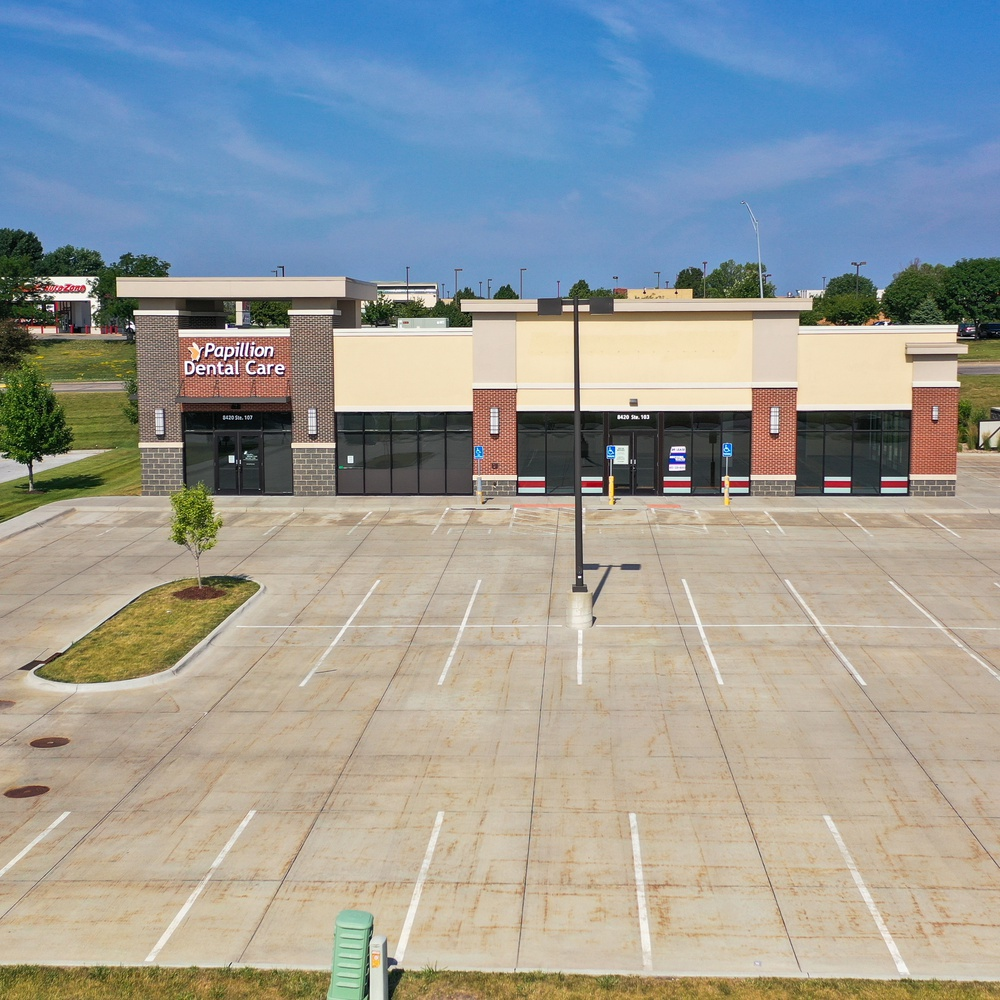 Commercial Real Estate - Aerial Photography