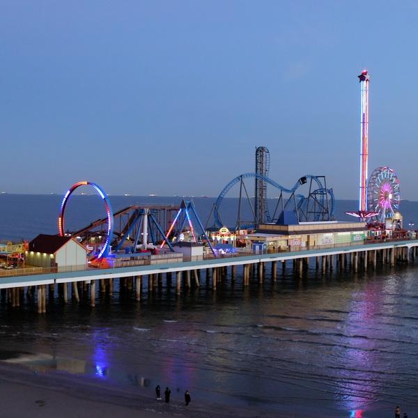 Galveston Pleasure Pier