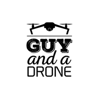 Guy and a Drone