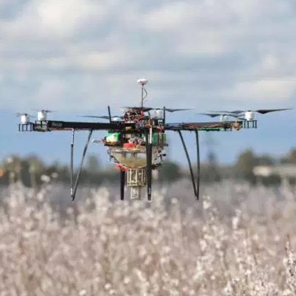 Agriculture Pollination (Dropcopter)