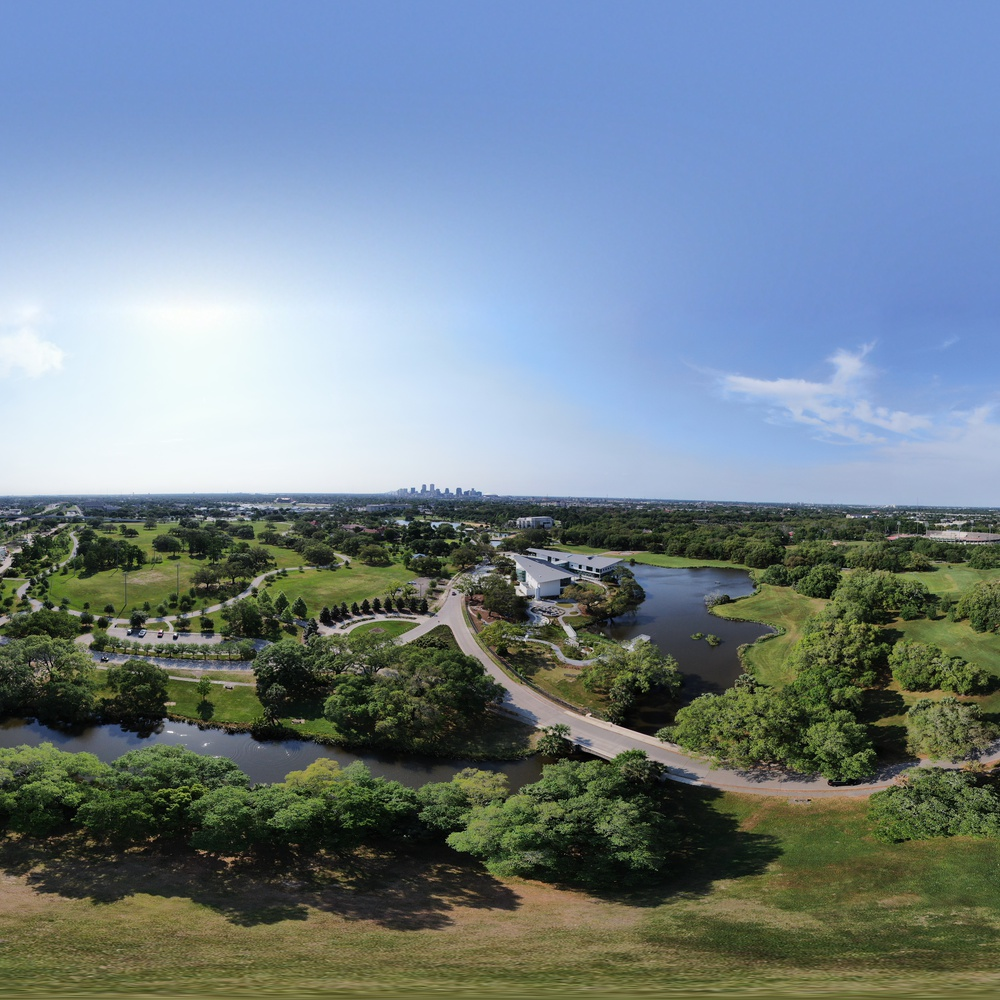 360 Degree View of The Park