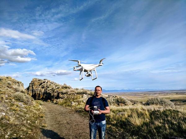 Blue Stone Drones