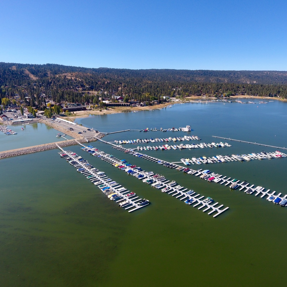 Big Bear Lake Marina