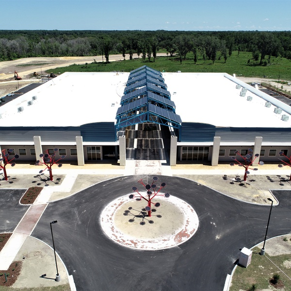 New Tech Center in Alachua County