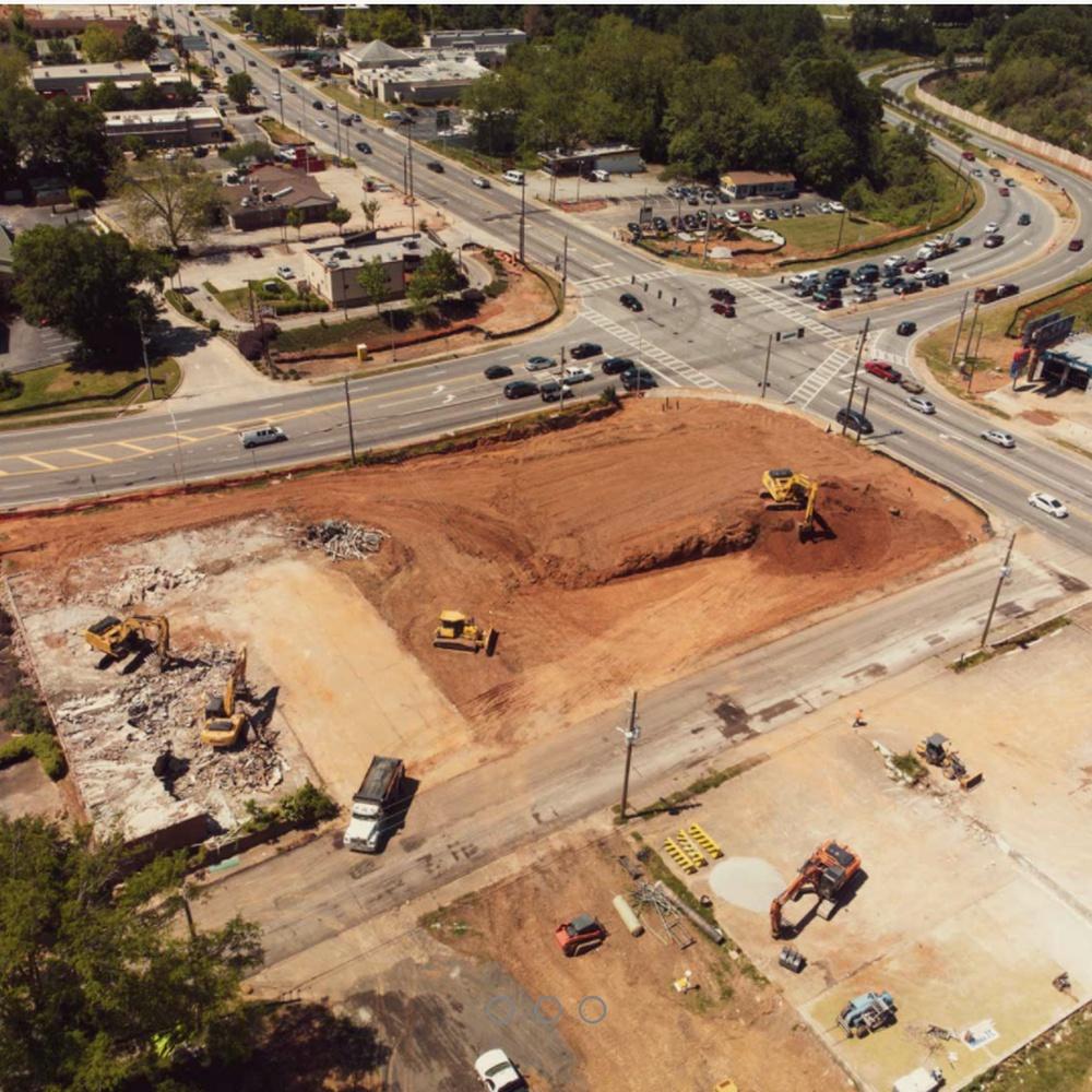 Construction Development Phase - Gainesville, GA