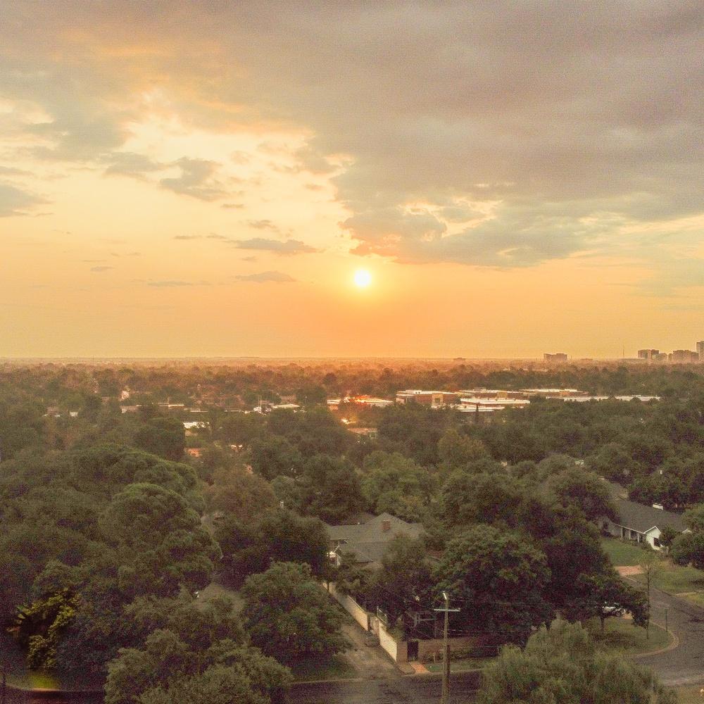 Midland , Texas Sunrise II 2020