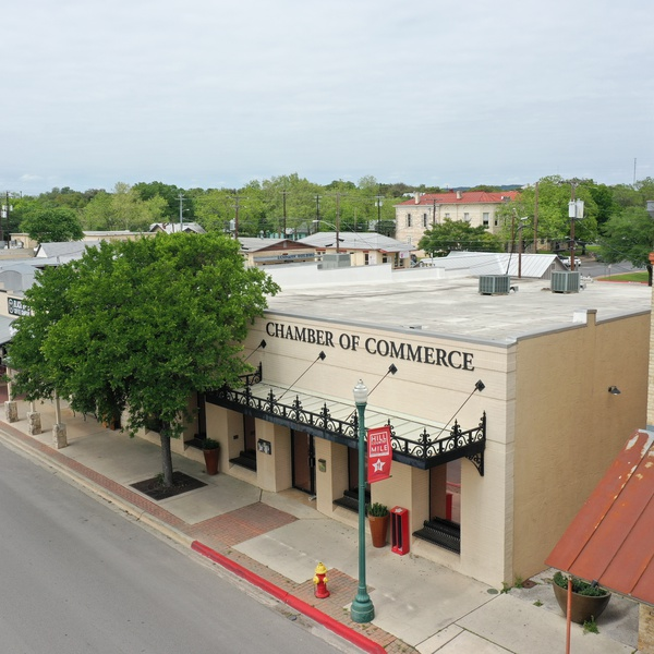 Boerne Chamber of Commerce Building