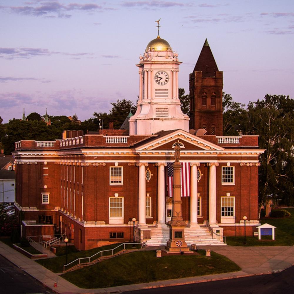 Meriden City Hall