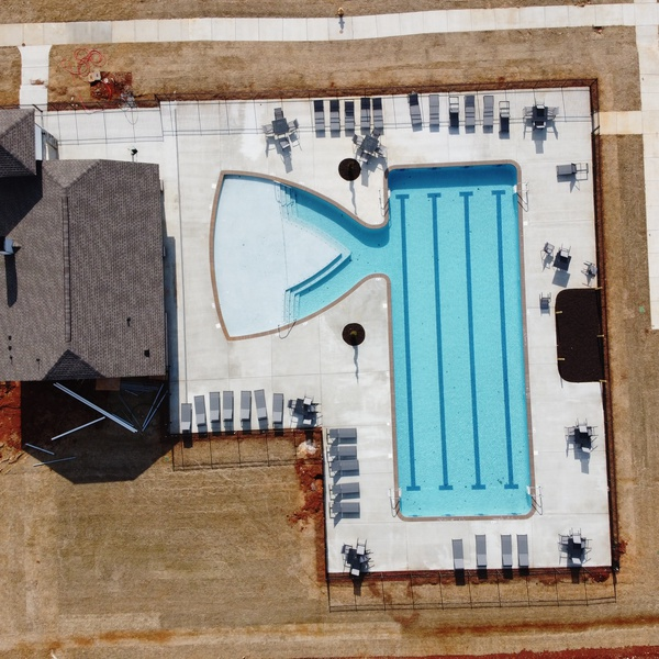 Pool Construction Almost Complete in Alabama