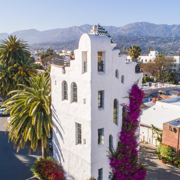 Jeff Shelton Tower Building Santa Barbara