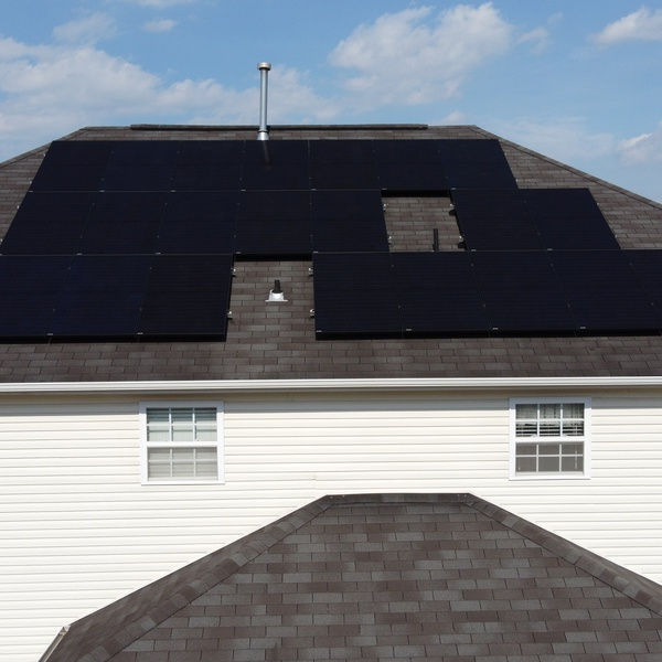 Solar Roof Inspection