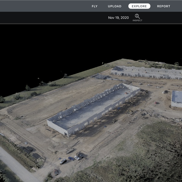 Point Cloud Creation