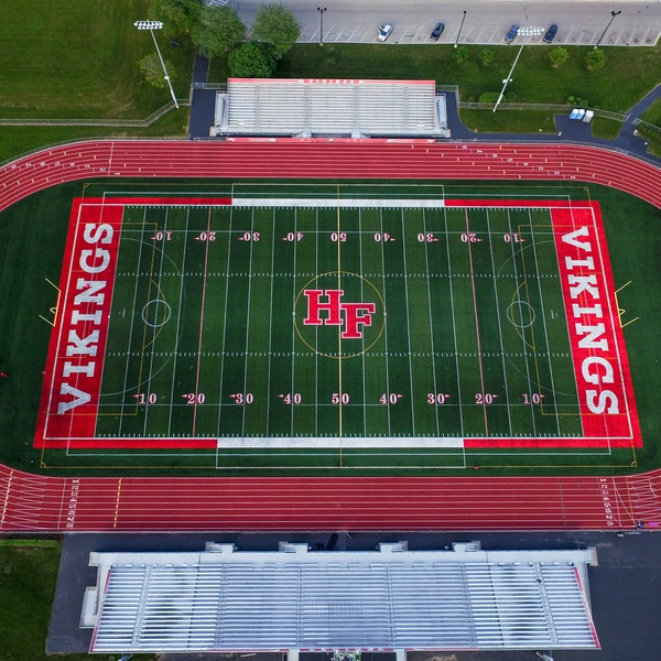 Homewood-Flossmoor Football Field - Flossmoor, IL