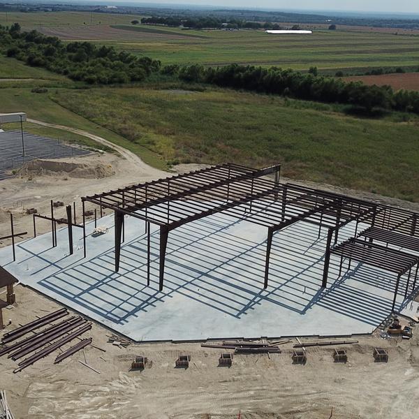 Construction in Round Rock, TX