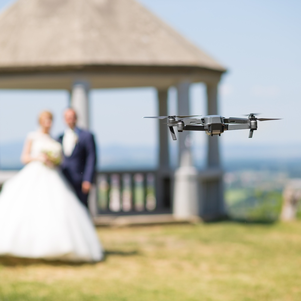Capturing Your Special Event From an Aerial Point Of View