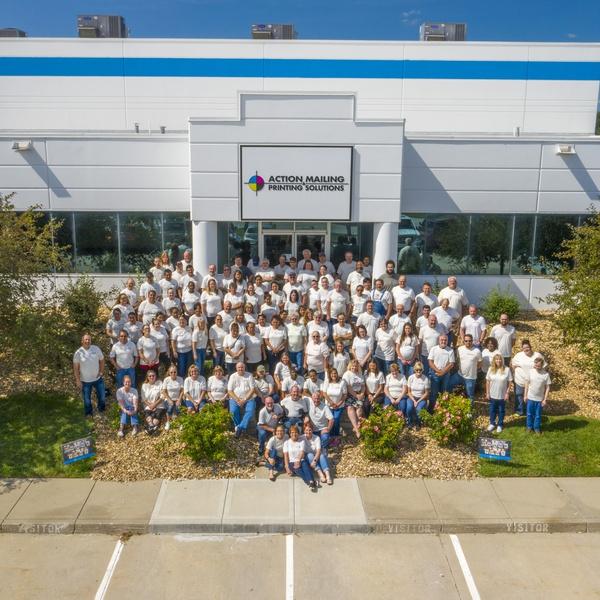 Aerial Company Photo