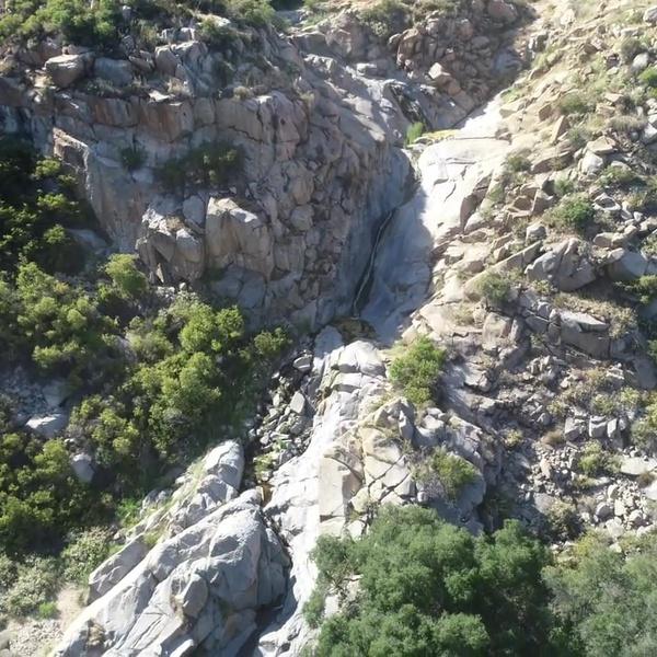 Teneja Falls
